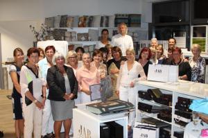Ladies Day – JAB Anstoetz Textile Wohnkultur Norbert Müller Abschluss