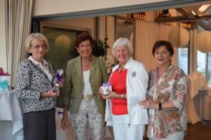 Ladies Day Pafümerie Wagner mit drei Ladies 28.08.2018