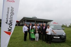 Audi-Cup mit Autohaus Kröninger Birkenfeld am 16.05.2015